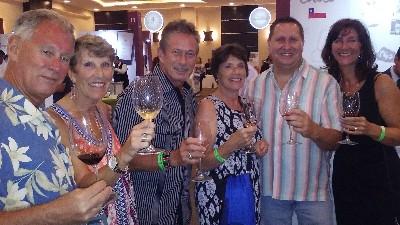 Felipe Motta Gran Feria de Vinos 2016