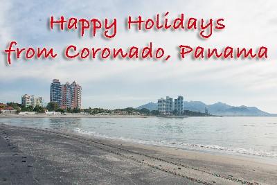 Happy Holidays from Coronado Panama
