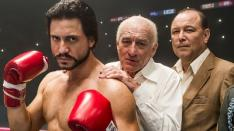 Hands of Stone now showing in Panama