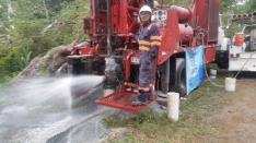 14 pozos subterráneos para abastecer de agua a Chame