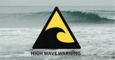 High Wave Alert Issued for Pacific Coast