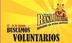 Rana Dorada Festival 2016 Seeking Volunteers