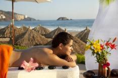 Free massage at Saloon Hair Wellness Bahia opening