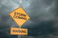 Storm Warning for Panama & Panama West