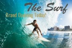 The Surf at Playa Malibu GRAND OPENING!
