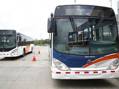 Mi Bus negotiates contracts