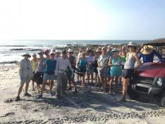 Another Successful Beach Cleanup in Gorgona